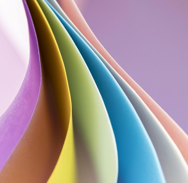 curved-layers-colored-papers-empty-background